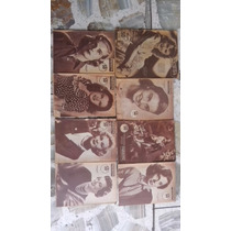 Revistas Paquita 1949-1952-1953-1954-1955