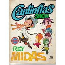 Cantinflas Show Presenta: Rey Midas No: 10 $60.00