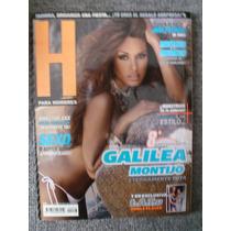 Revista H Galilea De Coleccion