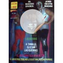 Revista De Lucha Libre,dos Caras,mil Mascaras,!oferta Unica!