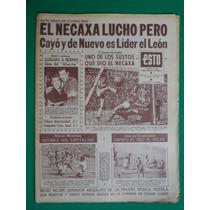 1966 Futbol Leon Lider Del Futbol Mexicano Periodico Esto