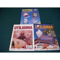 Manualidades Y Artesanías Paquete 3 Revistas