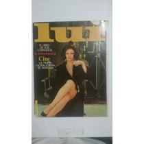 Revista Adultos Lui. Sofía Loren #1 Año 1, 1977