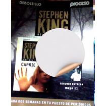 Propaganda Libros Stephen King,coleccion,buen Estado!!