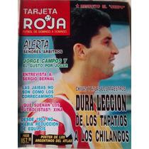Revista Tarjeta Roja - Año 3 No. 129