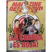 Revista Magazine Deportivo, Toluca Campeon Enero 2003, Pumas