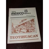 Revista De Colección Nuestro México Histórico: Teotihuacan