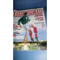 Revista Deporte Internacional Francia 98 A La Vista Platini