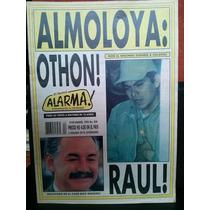 Revista Alarma 1995 Raúl Salinas De Gortari Y Othón Cortés