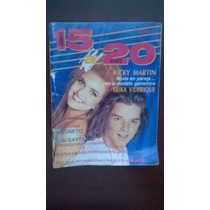 Sasha, Bibi, Angelica Rivera En Revista 15 A 20 $ 50.00 C/u