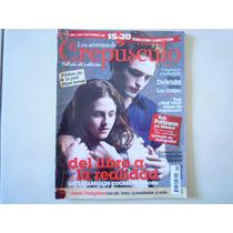 Twilight Revista 15 A 20 De Special Coleccion Megaposter