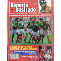 Deporte Ilustrado, Carlos Hermosillo Pumas Copa America 1993