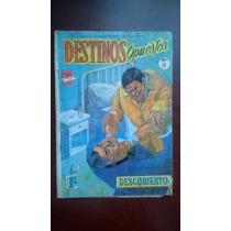 Destinos Opuestos No.14 Año-1973 $60.00