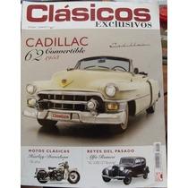Revista Autos Clasicos Exclusivos, Num 1, En Español