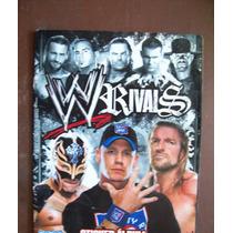 Lucha Libre Ww Rivals-álbum De Stickers-tiene 31 Stickers