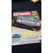 Revista Automóvil - Todo El Placer