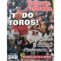Deporte Ilustrado, Michael Jordan, Campeon, Toros De Chicago