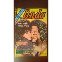 Paty Torres Y Carlos Rivera En: Fotonovela Linda