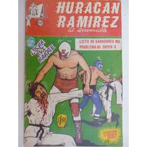 Revista Vintage De Lucha, Huracan Ramirez