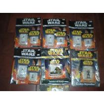 Stars Wars Figuras De Plomo C/ Fasc Fact File Nvo $389