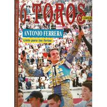 Revista 6 Toros Campo Bravo