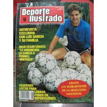 Deporte Ilustrado, Luis Garcia, Pumas, Copas Mundiales
