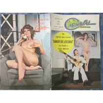 Revista Erotica Adultos Carnaval De La Risa Loca 1975
