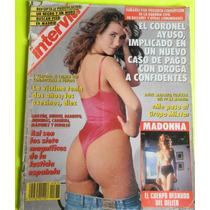 Revista Interviu, Madonna,el Cuerpo Desnudo Del Delito 1993