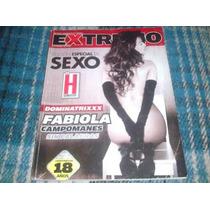 Fabiola Campomanes Revista H En Buen Estado