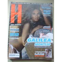 Revista H Galilea Montijo