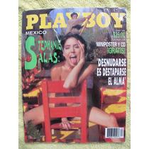Revista Play Boy Estephanie Salas Fotos Desnuda, Español