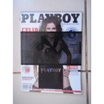Revista Playboy Mexico # 108 Celia Lora Octubre 2011