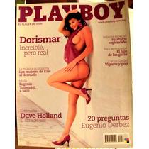 Revista Play Boy Dorismar Desnuda, En Español, Junio 2007