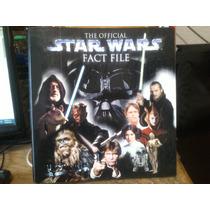 The Official Starwars Todo La Guerra De Las Galaxias Tomo1-4