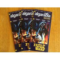 Star Wars 37 Años Revista Algarabia 114 Marzo 2014 C/extras