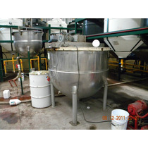 Marmitas De 5 Hasta 500 Galones De Vapor Y De Gas Usadas