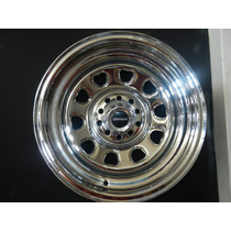 Rines 15x8 8-165 ( 6.5 ) Chevy Mod Triang 07 Para Pickup