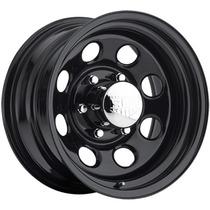 Juego De 4 Rines Rev 410 15x10 6x139.7 Chevrolet Toyota Nisa
