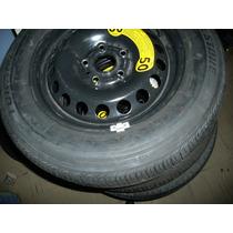 Rin 15 Con Llanta Nueva Bridgestone Turanza 195 65
