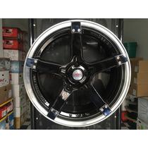 Rines 17 4-100 Y 4/108 Tipo Euro Nuevos Modelos Garantizados