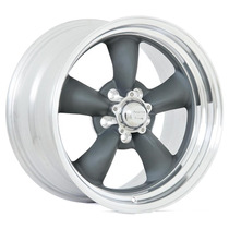 Rines 15x8 5-114.3 M Vn215c Et 1.2 Color Gris Oscuro New!