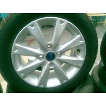 Rines Originales Ford Fiesta 2012 En 15 Pulg