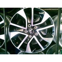 Rinesoriginales 4 Rines Honda Civic 2015 En 16 S/n Llanta
