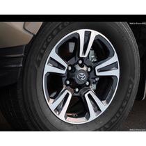 Rines Toyota 6/139 Orig 17x7.5 Nueva Tacoma 2016 Hilux Tundr