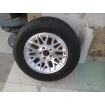 Rin Y Llanta 17x7.5 Jeep Grand Cherokee $4000 Pesos X 1 Rin