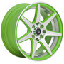 Rines 17x7.5 4-100/ 114.3 R Sport Xj037 Mas Colores New!