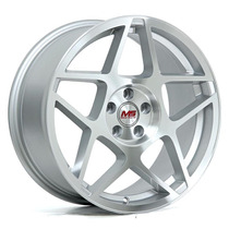 Rines 17x8 5-112 M Er-062 Et 30 Color Metal Silver ¡nuevos!