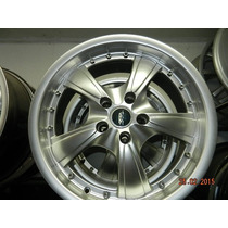 Rines 17x7.5 5-108 Fa #287 Hs Ford Fusion Y Otros