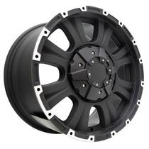 Rines 17x8 5-150 R R1 Sport P8013 Machine Black Et40 New!