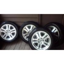 Rines/llantas 17x8 Ford Mustag $2000 C/u Jgo 8000